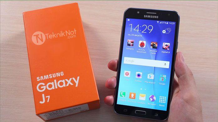 Samsung Galaxy J7 2015 Root Yapma, TWRP Yükleme