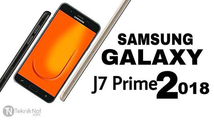 Samsung Galaxy J7 Prime 2 Root Yapma, TWRP Yükleme