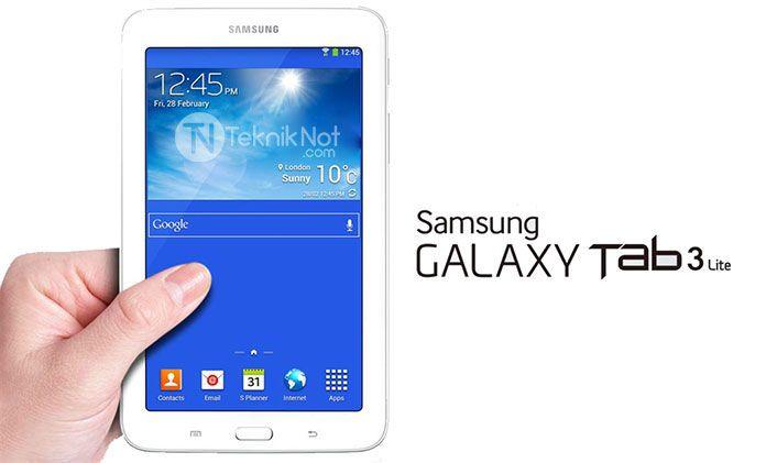 Galaxy Tab 3 Lite SM-T113 Root Yapma ve TWRP Yükleme