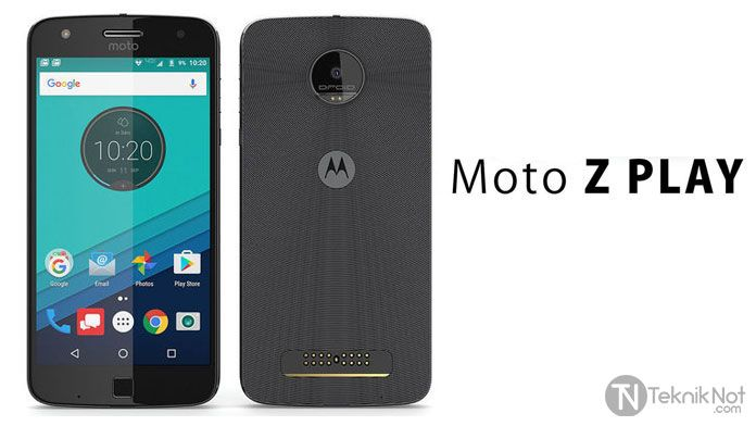 Motorola Moto Z Play Root Yapma, TWRP Yükleme