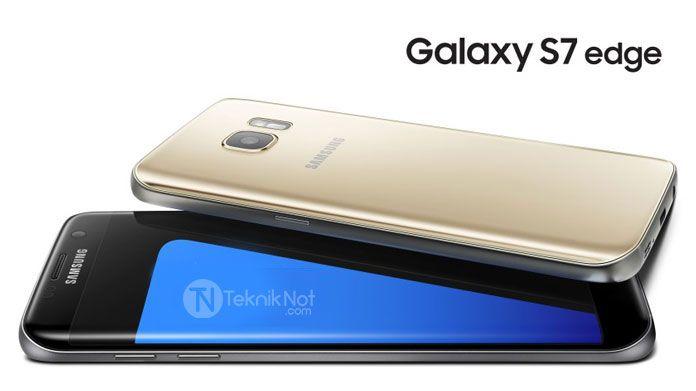 Galaxy S7 Edge Root Yapma, TWRP Yükleme
