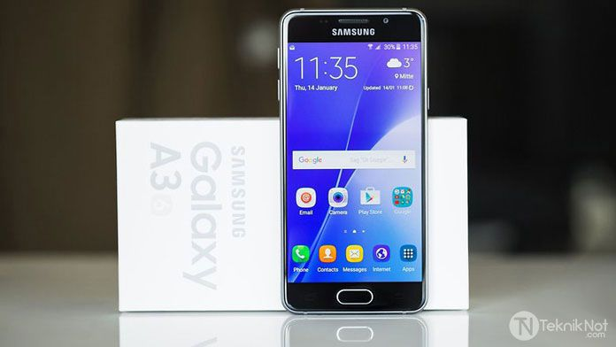 Samsung Galaxy A3 2016 Root Yapma TWRP Yükleme, SM-A310