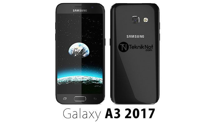 Samsung Galaxy A3 2017 Root Yapma TWRP Yükleme SM-A320
