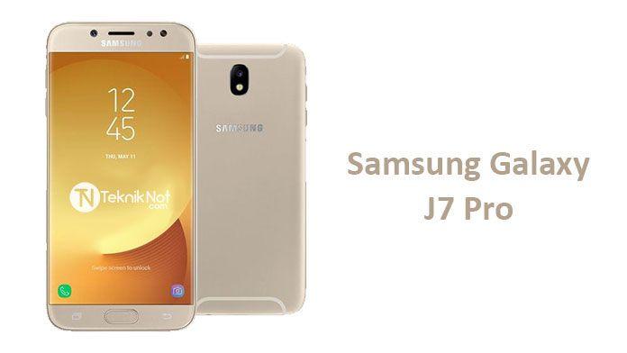 Samsung Galaxy J7 Pro Root Yapma TWRP Yükleme