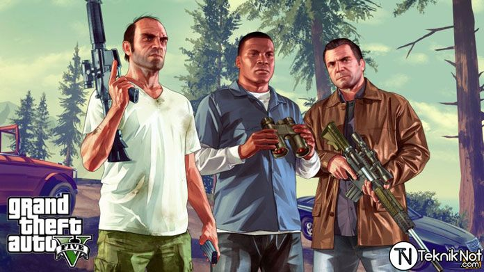 GTA 5 Hileleri