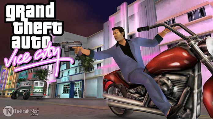 GTA Vice City Şifreleri