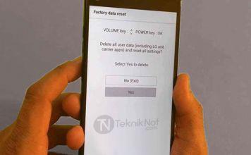 LG Telefonlara Format Atma Rehberi