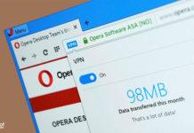 Opera Tarayıcısının VPN Özelliğini Açma