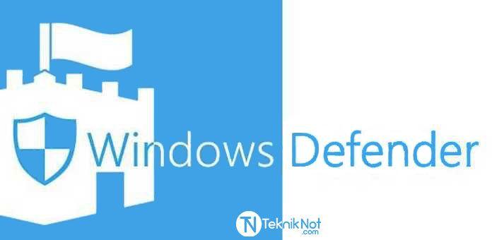 Windows Defender Kapatma, Devre Dışı Bırakma
